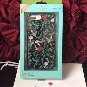 Kate Spade ♠️ iPhone 7/8 PLUS case Used Twice